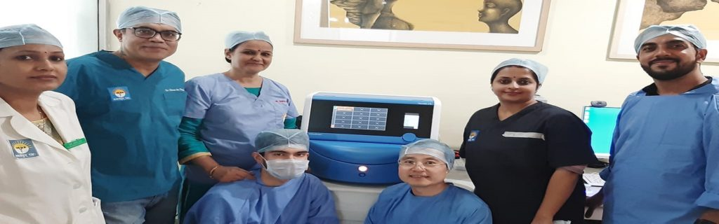 India First Embryo scope + Center